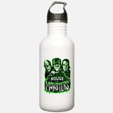 House of Monsters Water Bottle