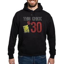 Women's Funny 30th Birthday Hoody