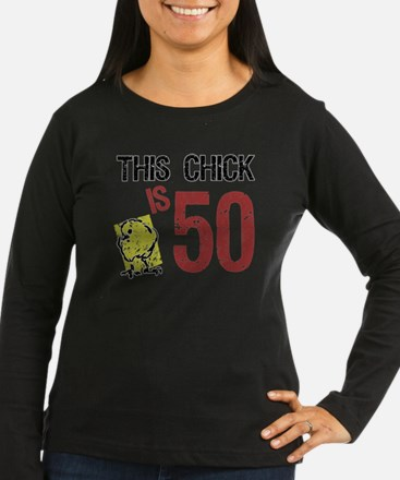 Women's Funny 50t T-Shirt