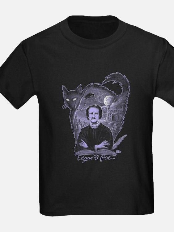 Edgar Allan Poe Black Cat T