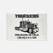 Truckers-Terrorizing The Public, One Mile Magnets