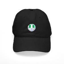 Nigeria Football Baseball Hat