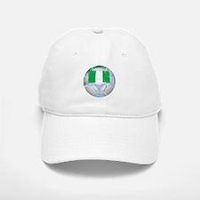 Nigeria Football Baseball Baseball Cap