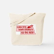 Cute Huskers Tote Bag