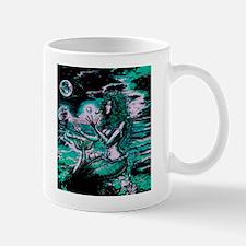 Mermaid Siren Atlantis Pearl Mug