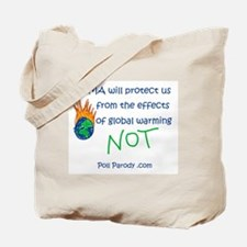 FEMA Global Warming Tote Bag