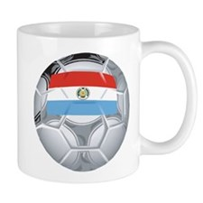 Paraguay Football Mug