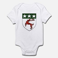 Doherty Crest Infant Bodysuit