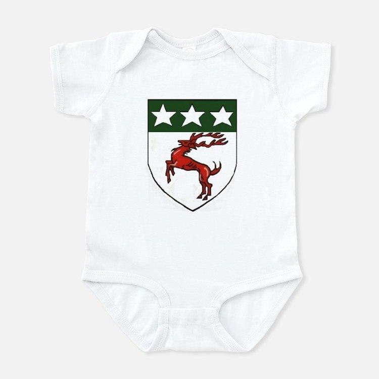 Doherty Crest Infant Bodysuit
