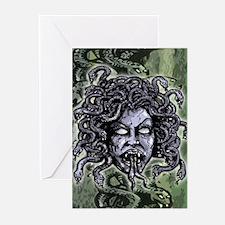 Head of Medusa Greeting Cards (Pk of 20)