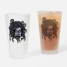 Head of Medusa Drinking Glass