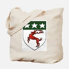 Doherty Crest Tote Bag