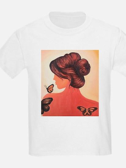 MS butterflies in flight T-Shirt