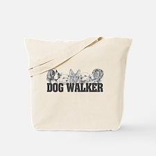 Dog Walker Tote Bag