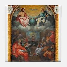 The Glorification Tile Coaster