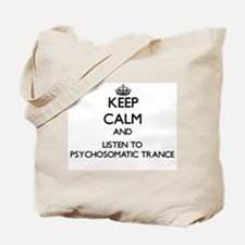 Funny Psychosomatic Tote Bag