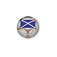 Scotland Football Mini Button