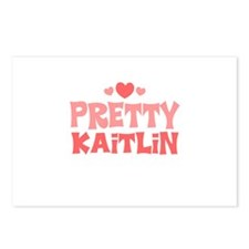 Kaitlin Postcards (Package of 8)