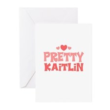 Kaitlin Greeting Cards (Pk of 10)