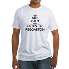 Keep calm and listen to REGGAETON T-Shirt