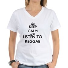 Keep calm and listen to REGGAE T-Shirt