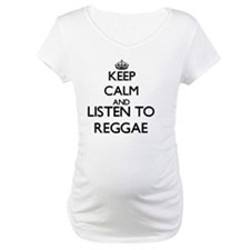 Keep calm and listen to REGGAE Shirt