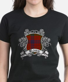 Ross Tartan Shield Tee