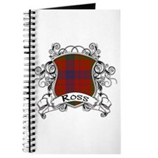 Ross Tartan Shield Journal