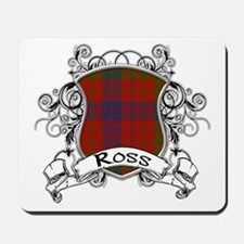 Ross Tartan Shield Mousepad