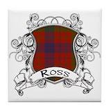 Scottish clan ross Drink Coasters