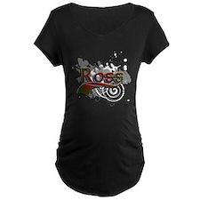 Ross Tartan Grunge T-Shirt