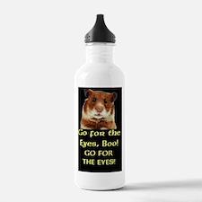 Cute Space hamster Water Bottle