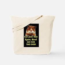 Cute Space hamster Tote Bag