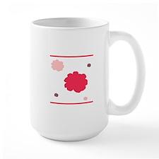 Spring Flowers Silhouette Mug Cup Mugs