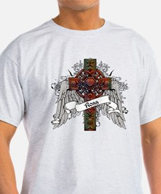 Ross Tartan Cross T-Shirt