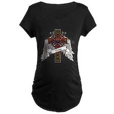 Ross Tartan Cross T-Shirt