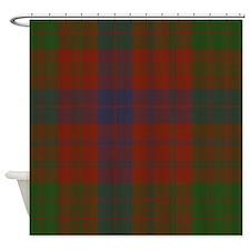 Ross Tartan Shower Curtain