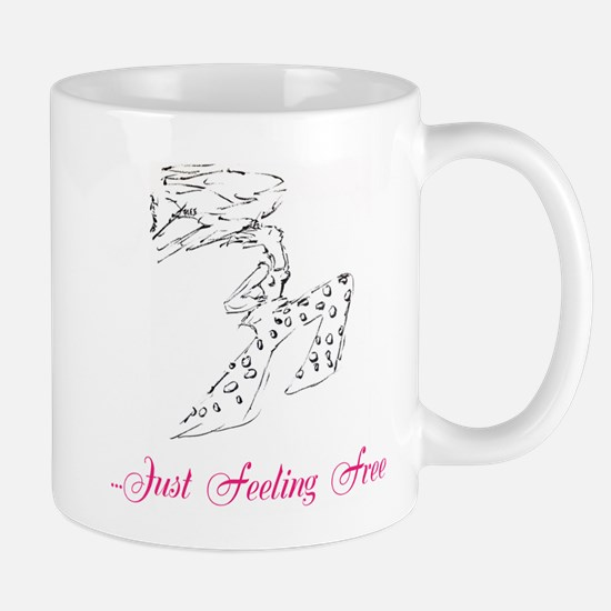 ...Just Feeling Free Mugs