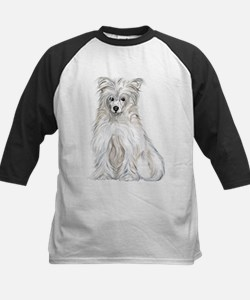 Chinese Crested Powder Puff Tee