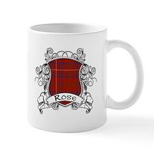 Rose Tartan Shield Mug