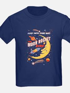 Moon Rocket Ride (vintage) T