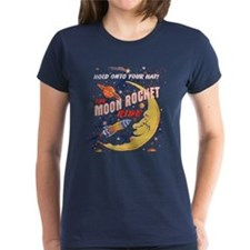 Moon Rocket Ride (vintage) Tee