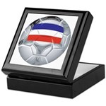 Yugoslavia Football Keepsake Box
