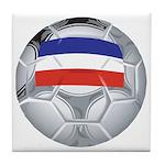 Yugoslavia Football Tile Coaster