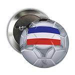 Yugoslavia Football Button