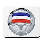 Yugoslavia Football Mousepad