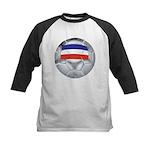 Yugoslavia Football Kids Baseball Jersey