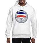 Yugoslavia Football Hooded Sweatshirt