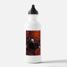 Dracula Nosferatu Vamp Water Bottle