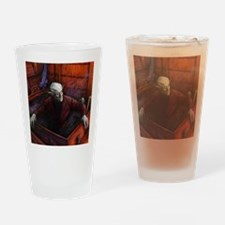 Dracula Nosferatu Vampire Drinking Glass